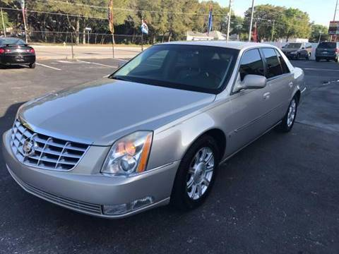2008 Cadillac DTS for sale in Tampa, FL