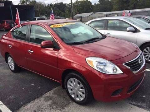 2013 Nissan Versa for sale in Tampa, FL