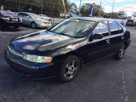 2000 Nissan Altima for sale at 4 Guys Auto in Tampa FL