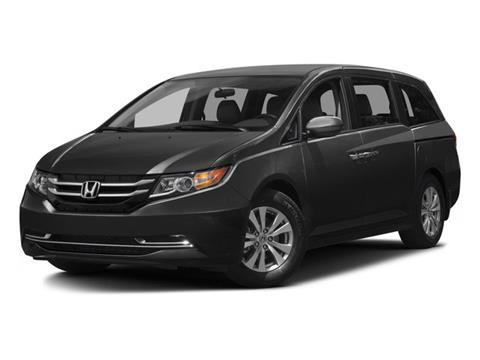 2016 Honda Odyssey for sale in Fontana, CA