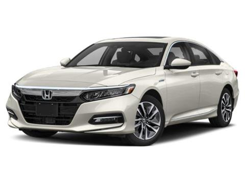 2020 Honda Accord Hybrid for sale in Fontana, CA