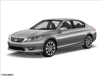 2014 Honda Accord for sale in Fontana, CA