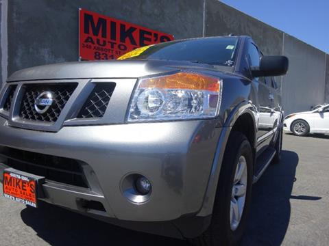 2015 Nissan Armada for sale in Salinas, CA