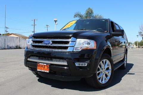 2016 Ford Expedition for sale in Salinas, CA