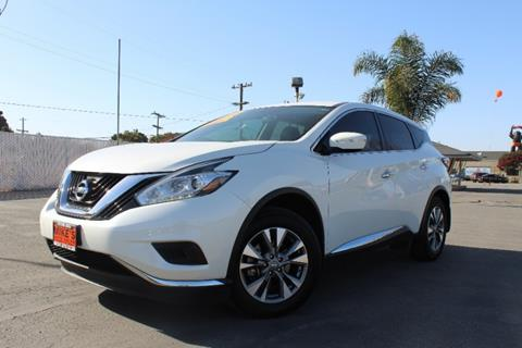 2015 Nissan Murano for sale in Salinas, CA
