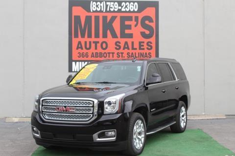 2016 GMC Yukon for sale in Salinas, CA