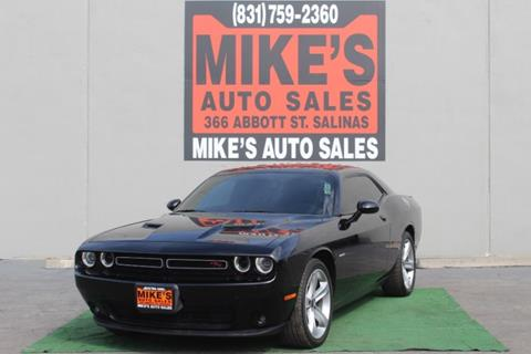 2017 Dodge Challenger for sale in Salinas, CA