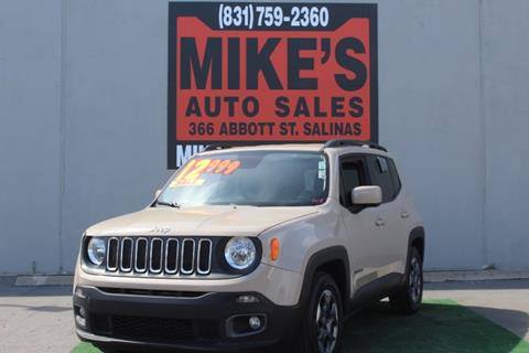 2015 Jeep Renegade for sale in Salinas, CA