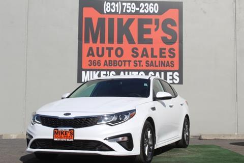 2019 Kia Optima for sale in Salinas, CA