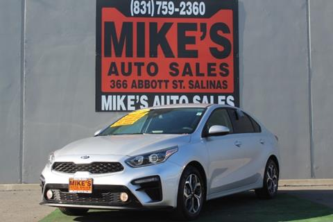 2019 Kia Forte for sale in Salinas, CA