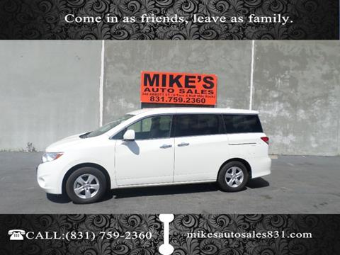 2014 Nissan Quest for sale in Salinas, CA