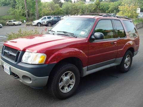 2003 Ford Explorer Sport for sale in Pinole, CA