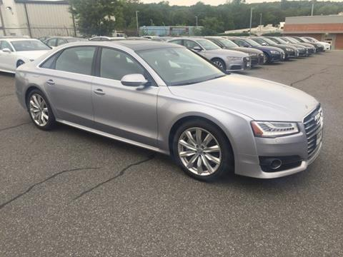 2017 Audi A8 L for sale in Watertown, CT