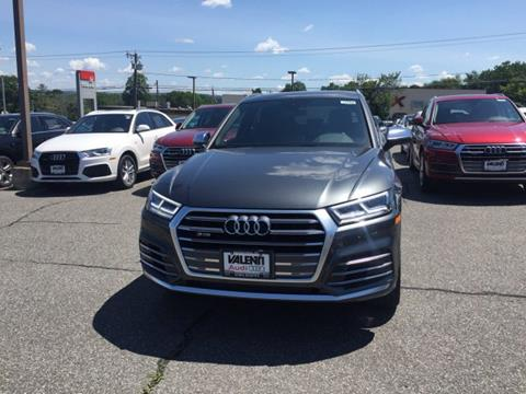 2018 Audi SQ5 for sale in Watertown, CT