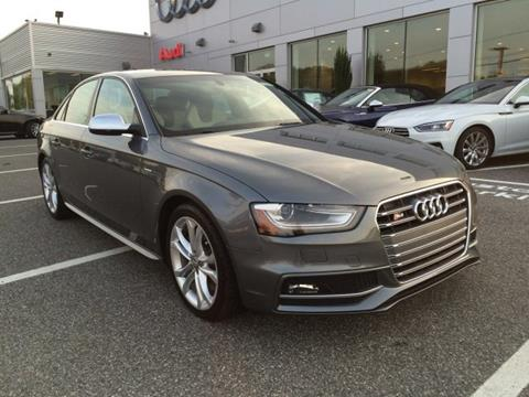 2014 Audi S4 for sale in Watertown, CT