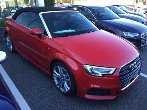 2018 Audi A3 for sale in Watertown, CT