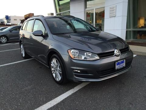 2015 Volkswagen Golf SportWagen for sale in Watertown, CT