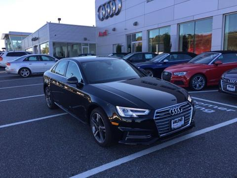 2018 Audi A4 for sale in Watertown, CT