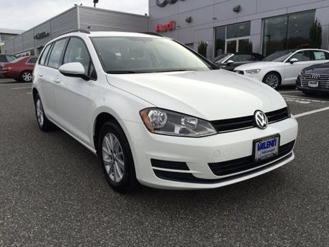 2017 Volkswagen Golf SportWagen for sale in Watertown, CT