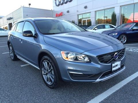 2017 Volvo V60 Cross Country for sale in Watertown, CT