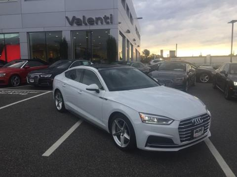2018 Audi A5 Sportback for sale in Watertown, CT