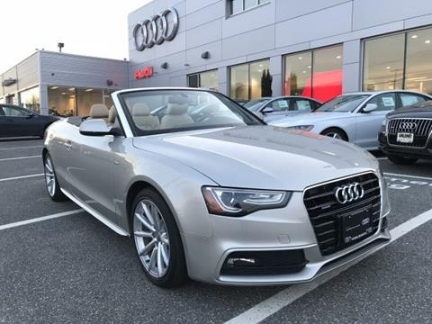 Certified audi a5 for sale in souderton pa for Valenti motors watertown ct