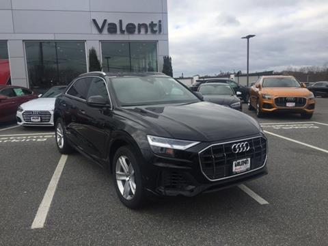 2019 Audi Q8 for sale in Watertown, CT