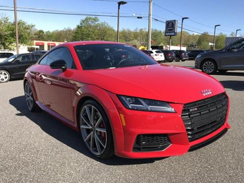 2018 Audi TTS for sale in Watertown, CT