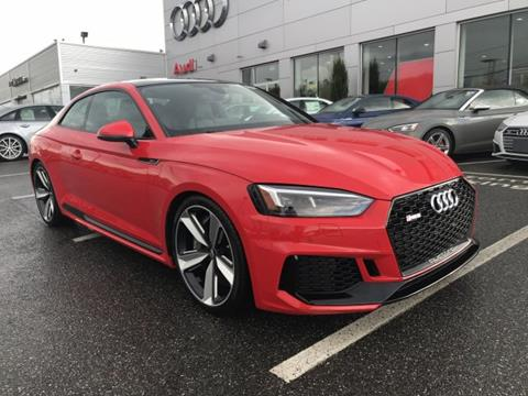 2018 Audi RS 5 for sale in Watertown, CT