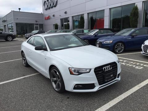 2015 Audi A5 for sale in Watertown, CT