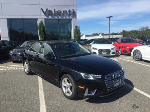2019 Audi A4 for sale in Watertown, CT