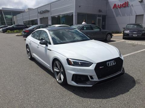2019 Audi RS 5 Sportback for sale in Watertown, CT