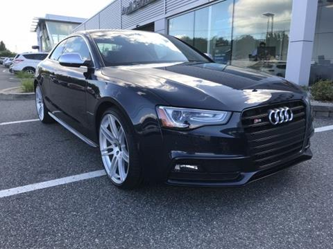 2017 Audi S5 for sale in Watertown, CT