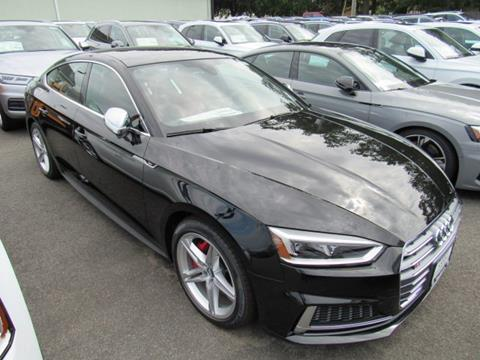 2019 Audi S5 Sportback for sale in Watertown, CT