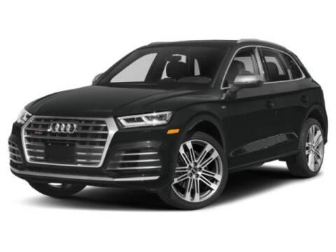 2020 Audi SQ5 3.0T quattro Premium Plus for sale at Valenti Auto Center in Watertown CT