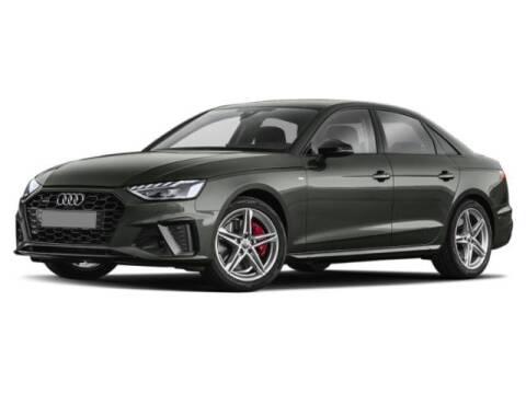 2020 Audi A4 2.0T quattro Premium Plus for sale at Valenti Auto Center in Watertown CT