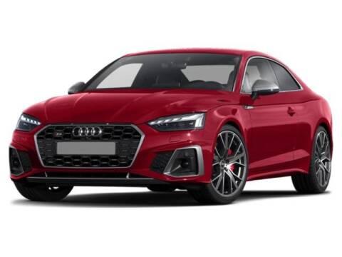 2020 Audi S5 3.0T quattro Premium Plus for sale at Valenti Auto Center in Watertown CT