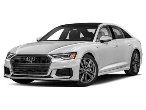 2020 Audi A6 2.0T quattro Premium Plus for sale at Valenti Auto Center in Watertown CT