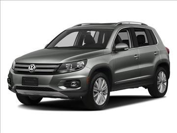 2017 Volkswagen Tiguan for sale in Watertown, CT