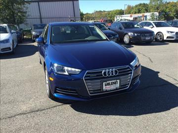 2017 Audi A4 for sale in Watertown, CT