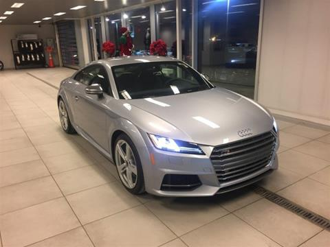 2016 Audi TTS for sale in Watertown, CT