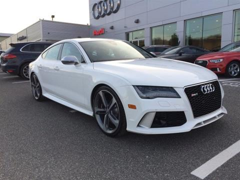 2014 Audi RS 7 for sale in Watertown, CT