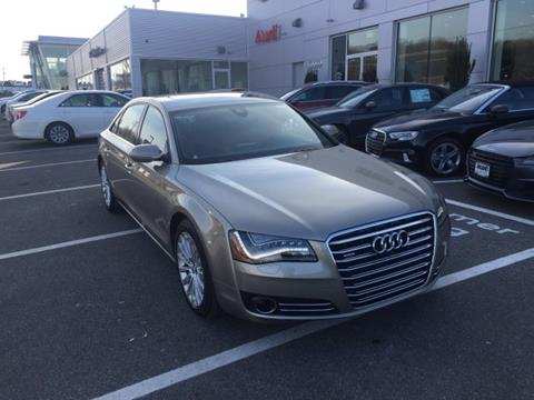 2013 Audi A8 L for sale in Watertown, CT