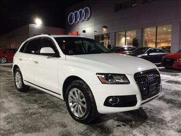 2016 Audi Q5 for sale in Watertown, CT