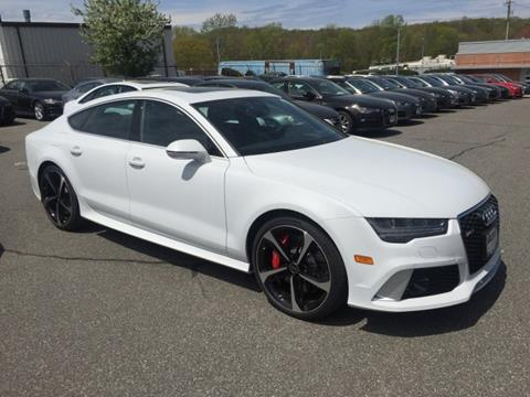 2017 Audi RS 7 for sale in Watertown, CT