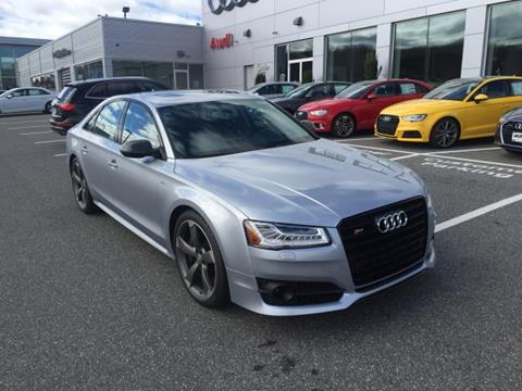2016 Audi S8 plus for sale in Watertown, CT