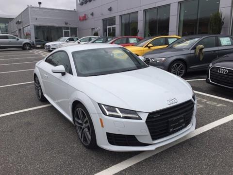 2016 Audi TT for sale in Watertown, CT