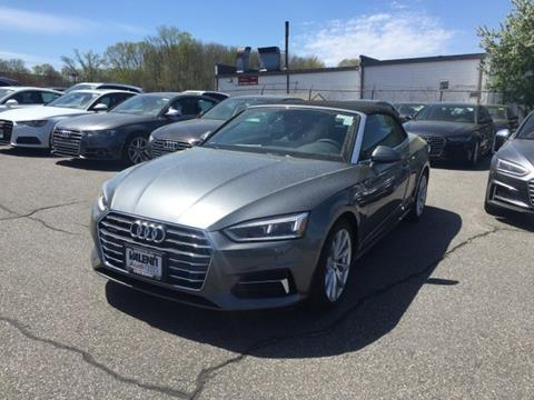 2018 Audi A5 for sale in Watertown, CT