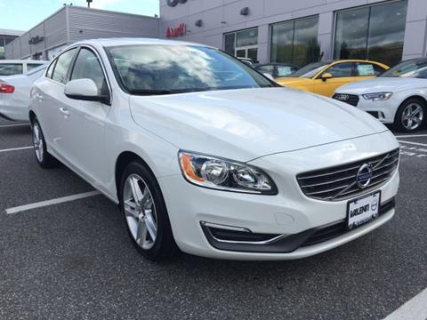 2015 Volvo S60 for sale in Watertown, CT