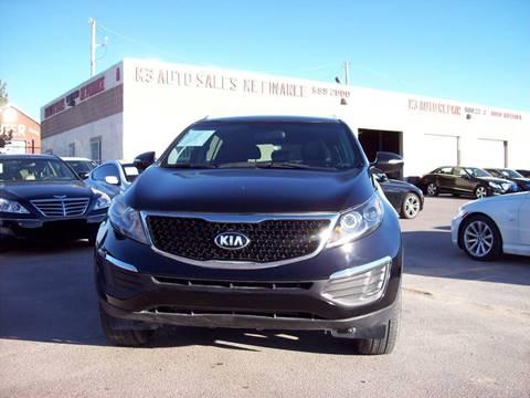 Used Kia Sportage For Sale In El Paso Tx Carsforsale Com